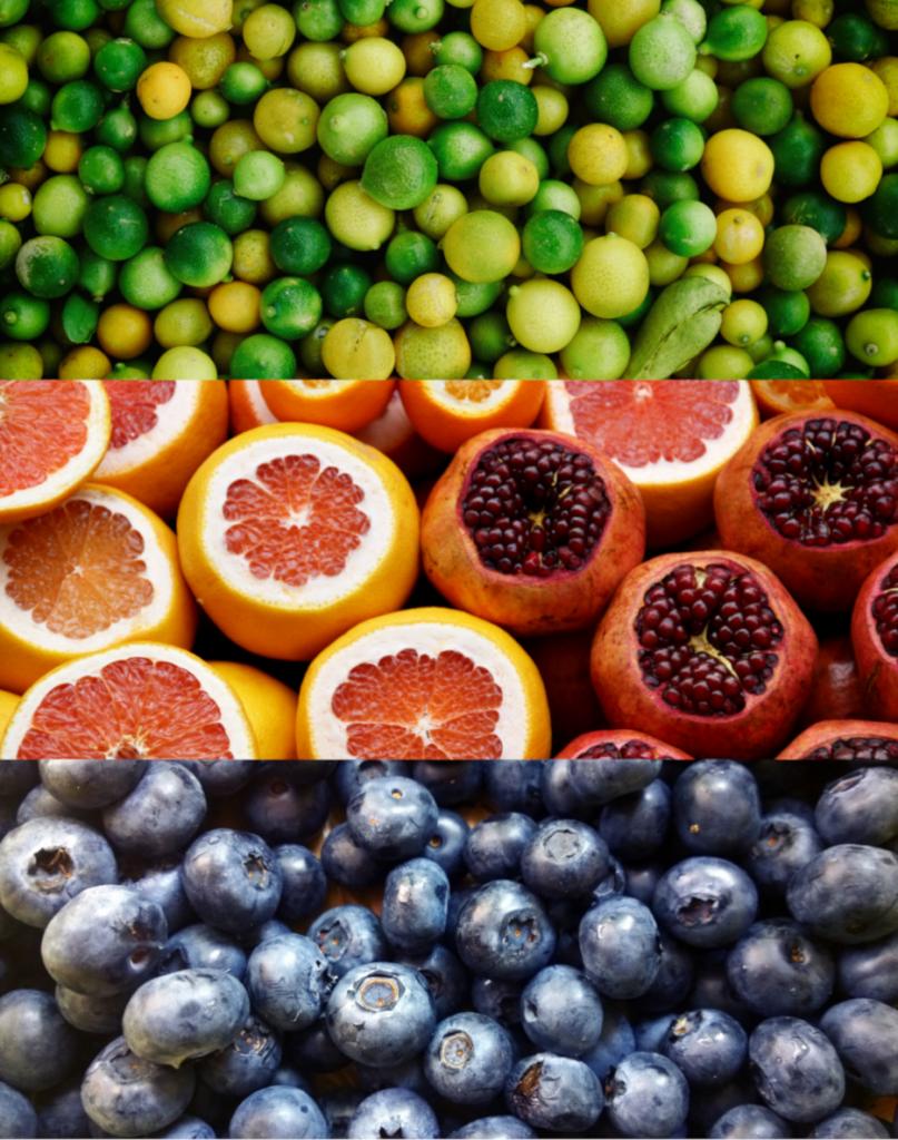 bunte Früchte 1
